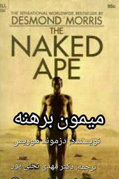 کتاب میمون برهنه-نوشته دزموند موریس