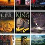 The Dark Tower Series (1-8) by Stephen King