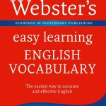 Webster's Easy Learning English Vocabulary - Collins Webster's Easy Learning