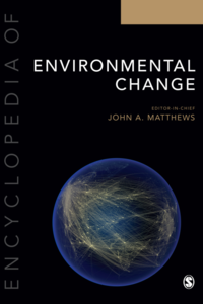 Encyclopedia of Environmental Change: Three Volume Set