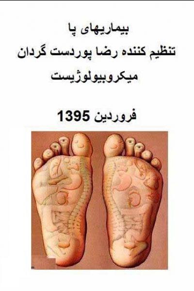 کتاب بیماری های پا