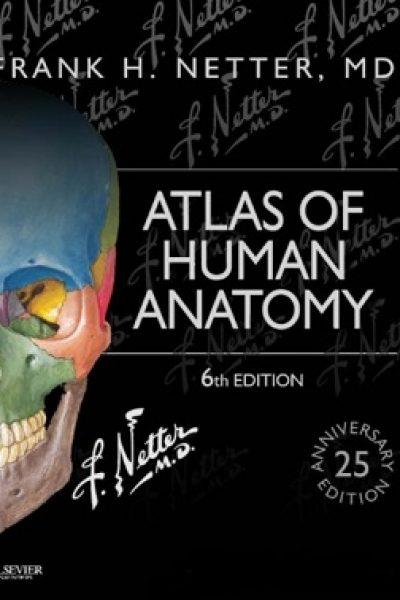 دانلود Atlas of Human Anatomy – مجموعه سبز نتر