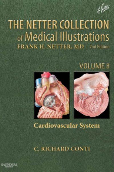 دستگاه قلبی عروقی نتر – جلد هشتم نتر-دانلود کتاب-مجموعه سبز نتر