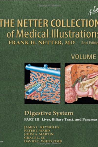 سیستم گوارشی نتر – جلد نهم نتر-دانلود کتاب-مجموعه سبز نتر